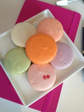 Macarons from Butter Avenue