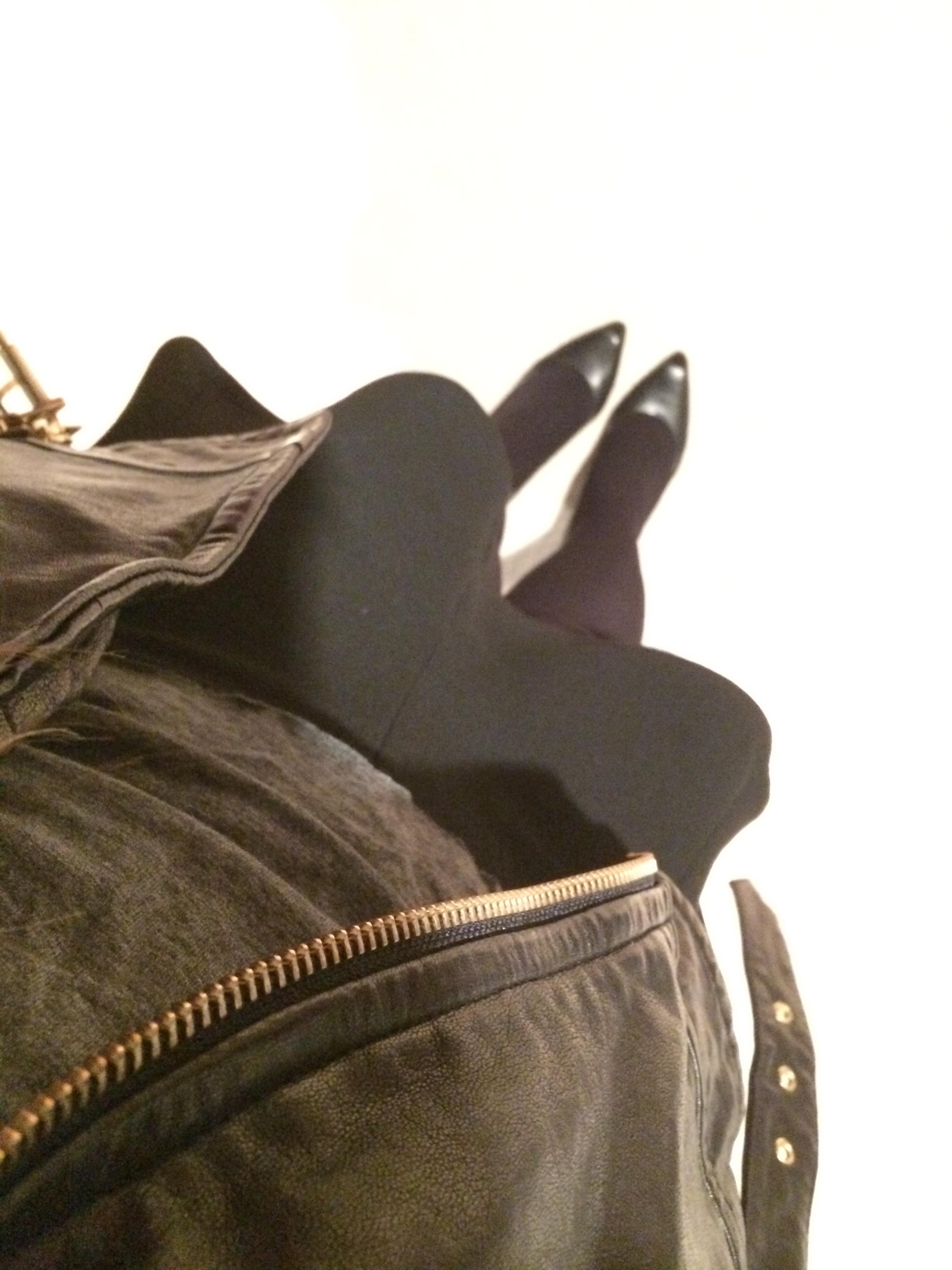UrbanCloset: What I'm Wearing During Fashion Week