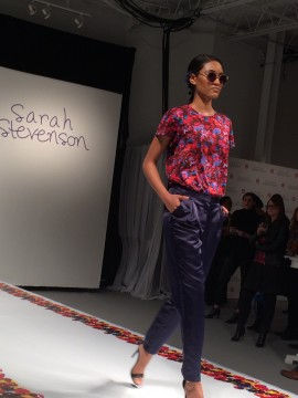 Sarah Stevenson for Target - Photo credit: Sonya Davidson