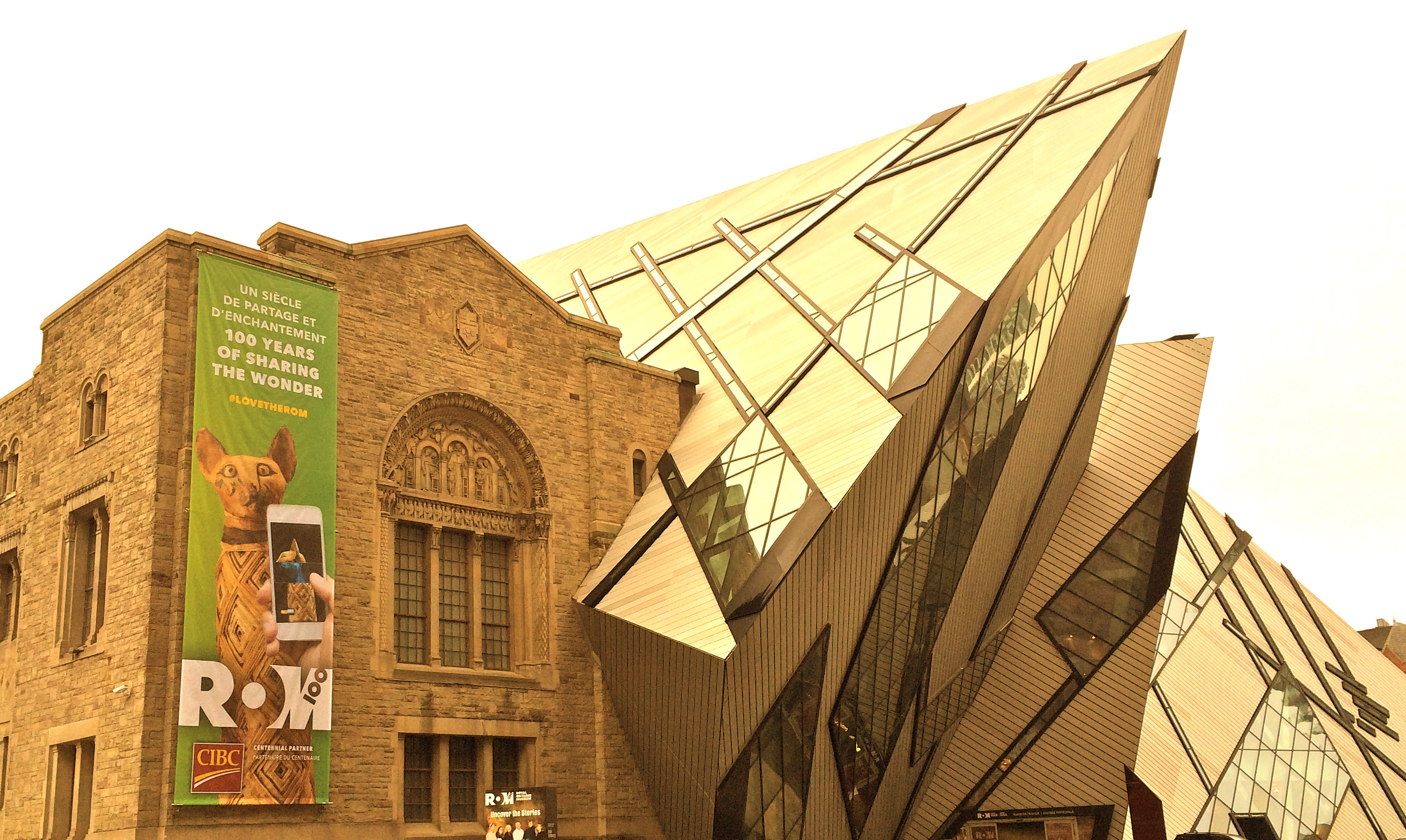 10 Cool Ways to Celebrate the ROM's 100th!