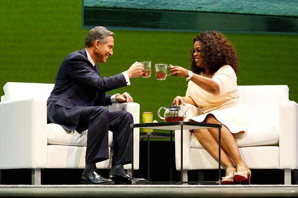 Starbucks and Oprah…Together at Last!