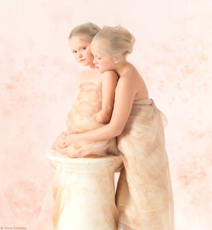 Anne Geddes Unveils Protecting Our Tomorrows