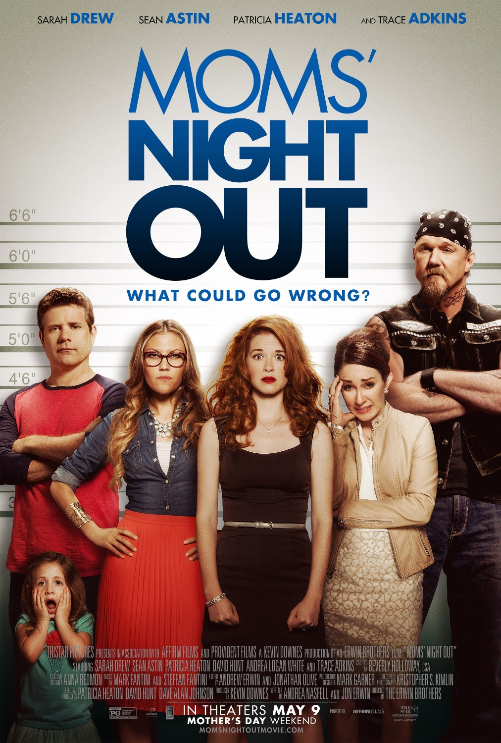 Trailer: Moms' Night Out