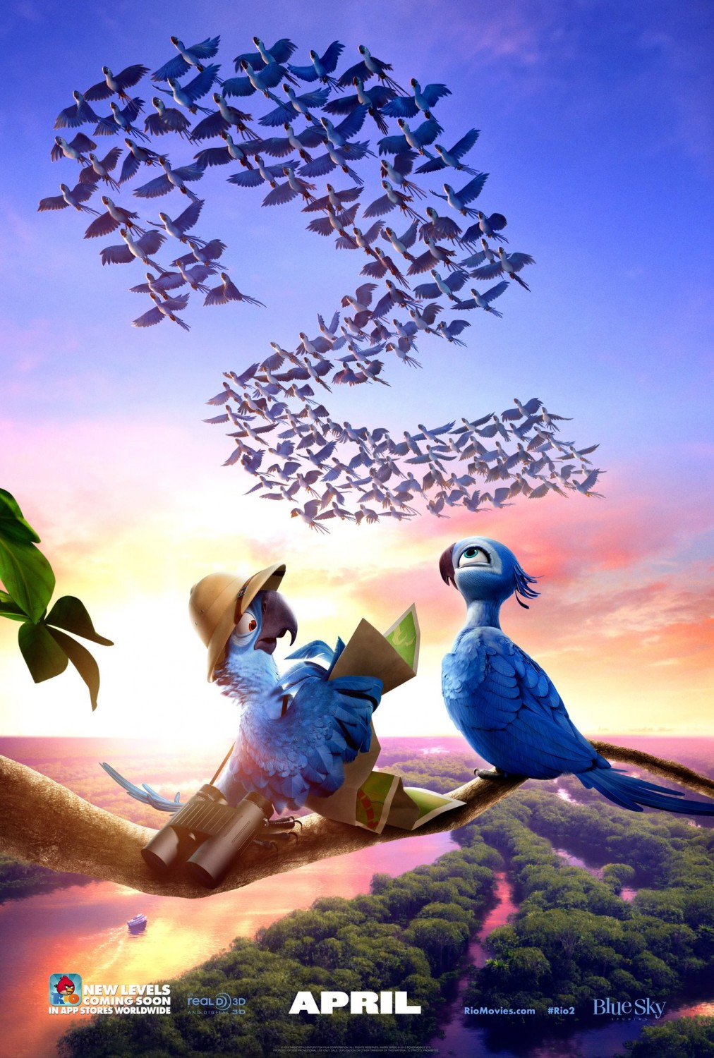 RIO 2 Premiere And The TIFF Kids Opening Night Party