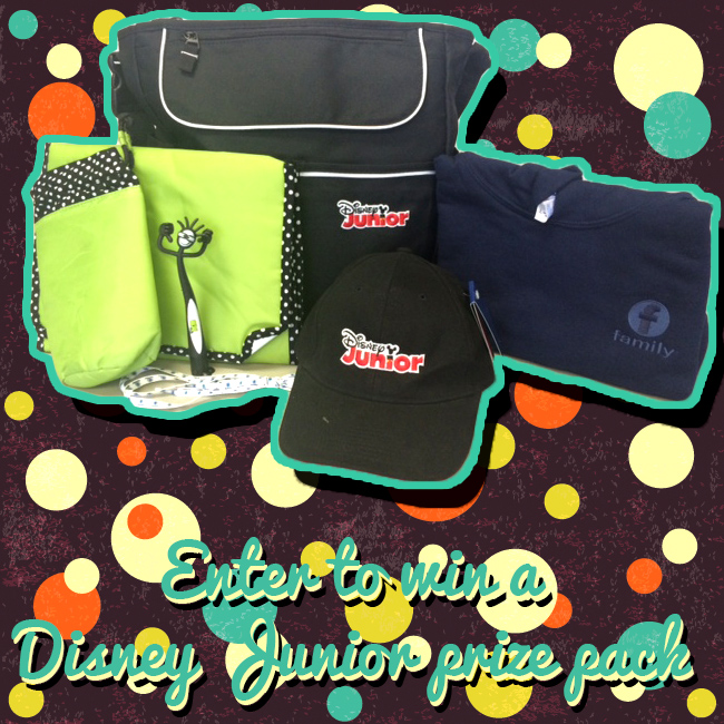 Enter To Win A Disney Junior Prize Pack From Shaw Communications