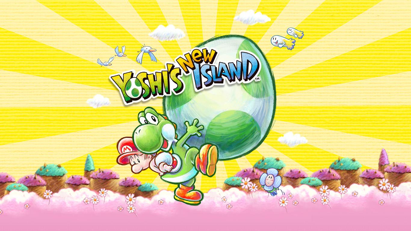 Game Review: Yoshi's New Island