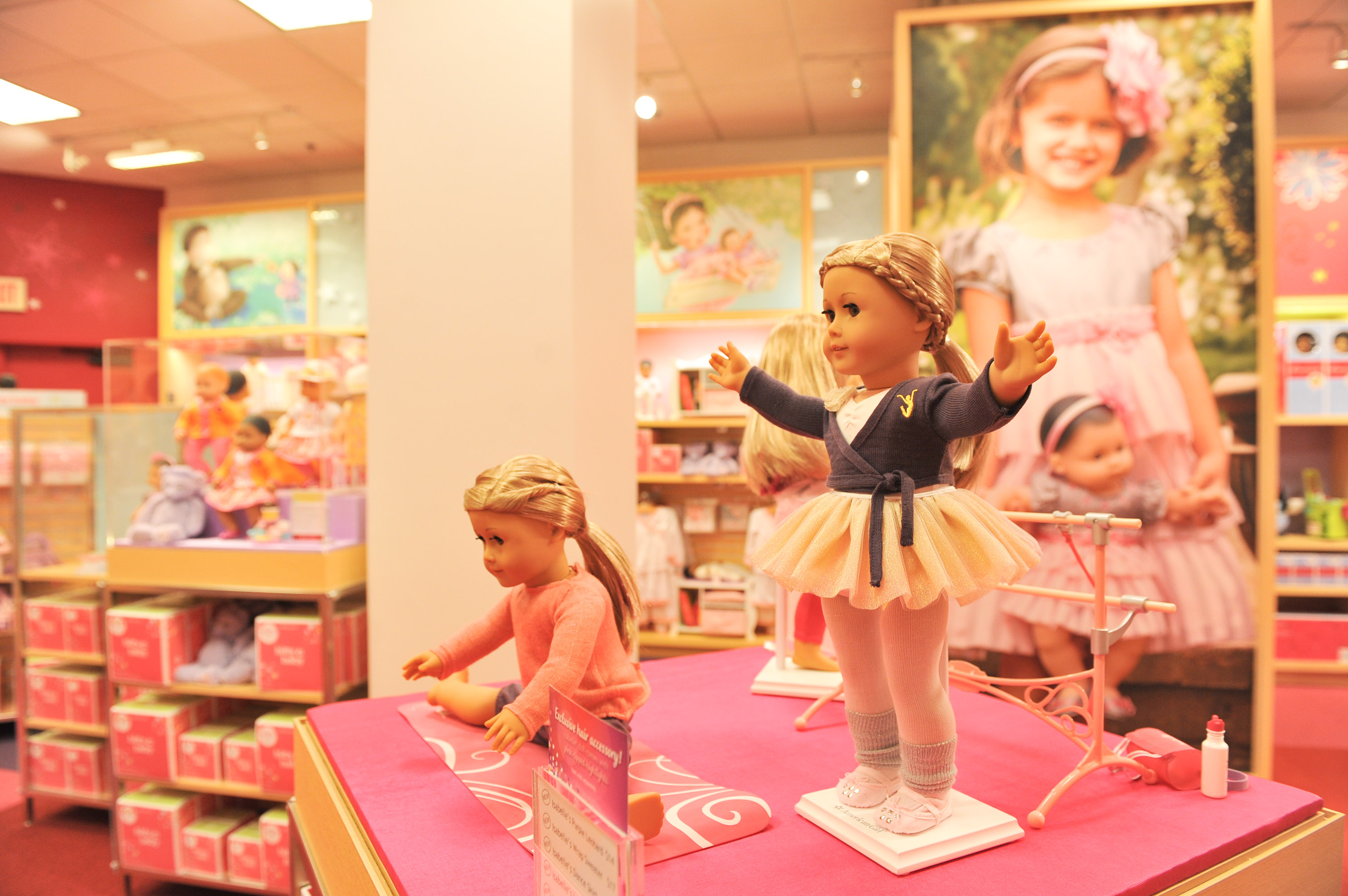 Why The Buzz And Fuss Over American Girl?