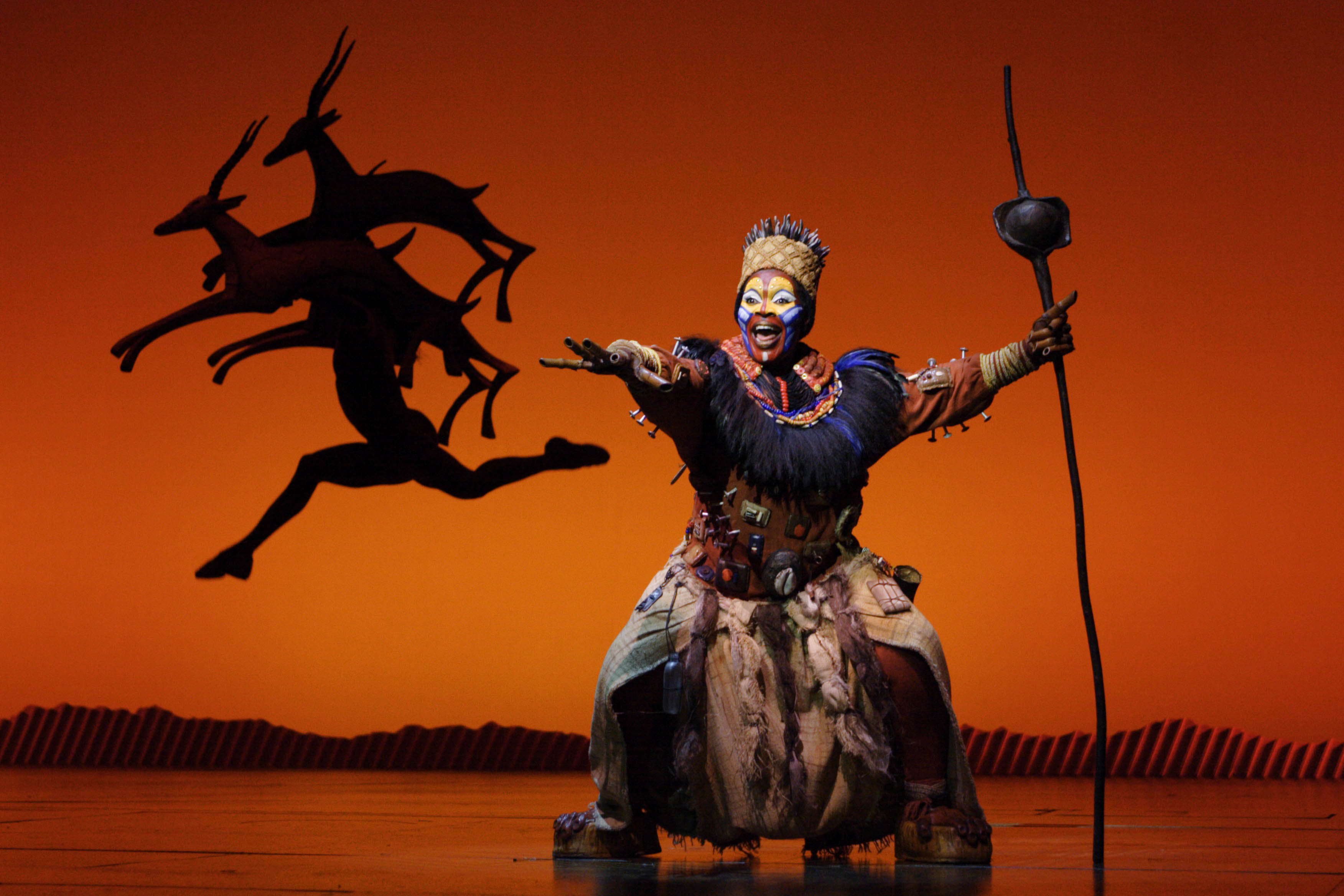 Theatre Review: The Lion King Roars Again