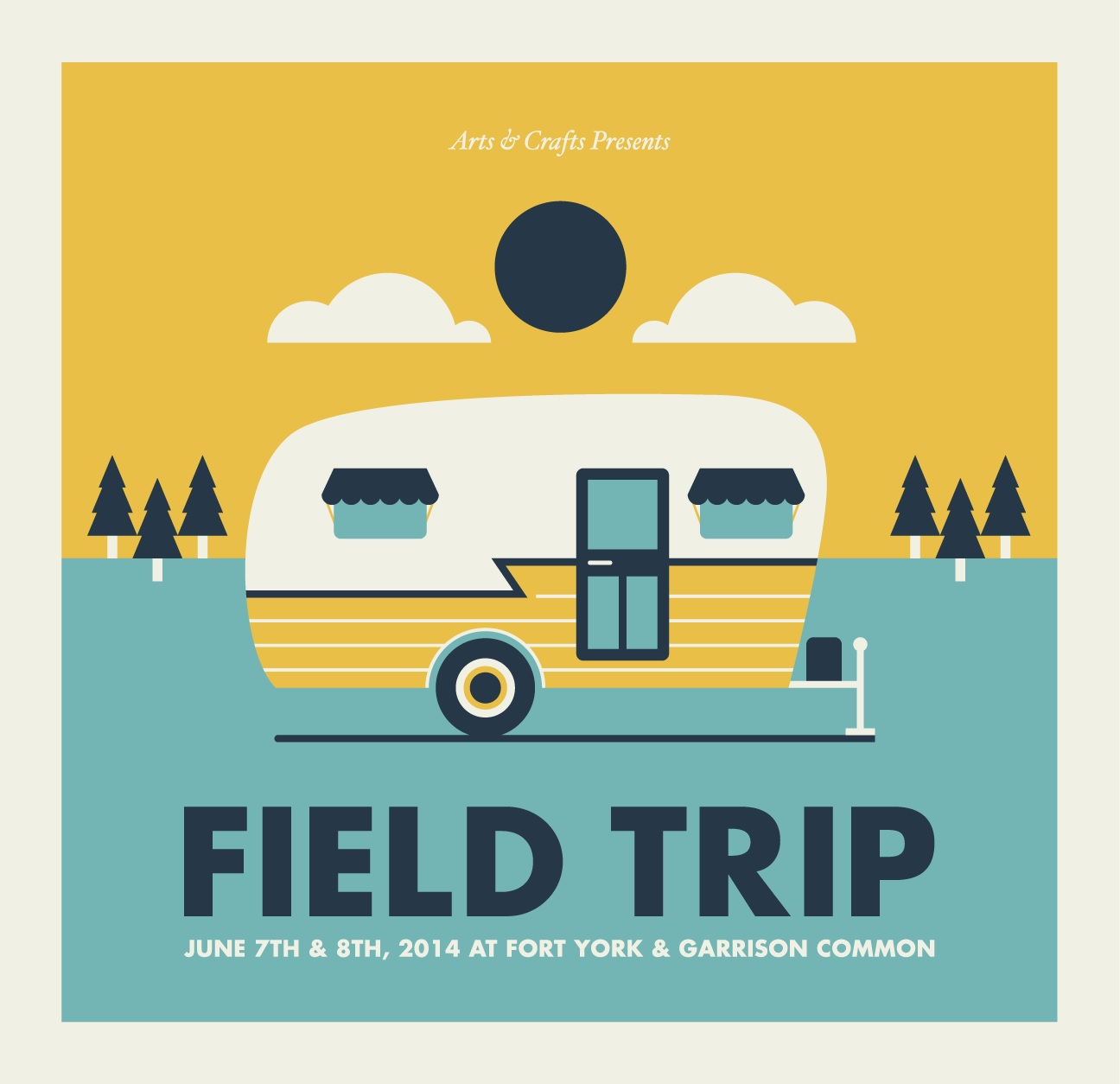 Enter To Win Two Weekend Passes To Field Trip!