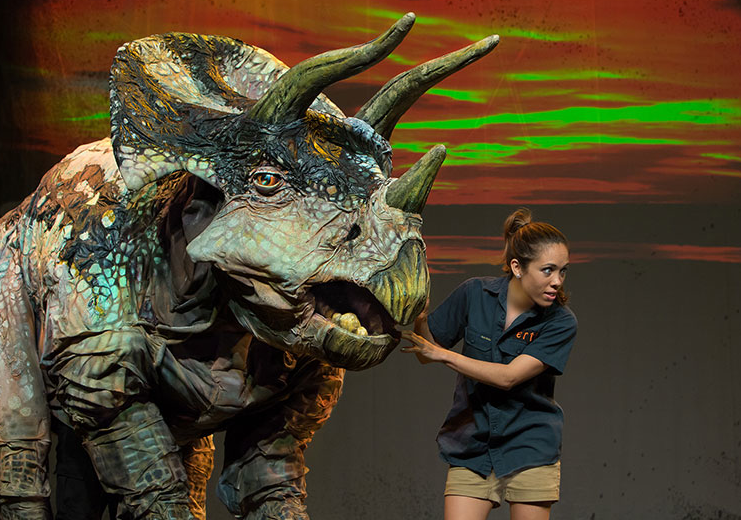 On Our Radar: Dinosaur Zoo Live Is Coming!