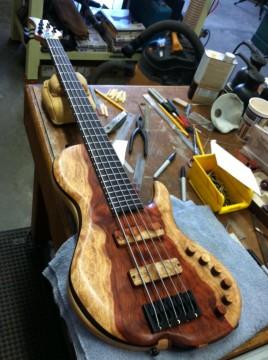 Wyn Bass. Photo courtesy of RESTRUNG