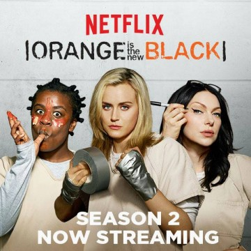 Orange is the New Black - Netlfix