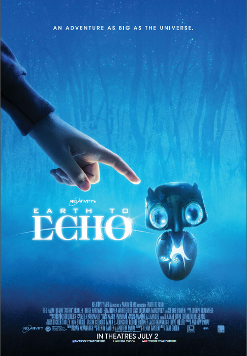 Summer Movie Review: Earth To Echo