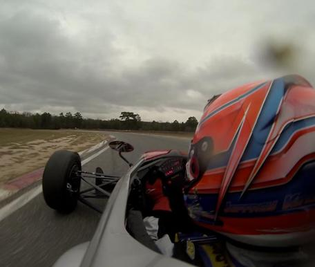 10 Questions With 15-Year-Old Karting Sensation Jeff Kingsley