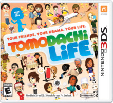 Review: Nintendo's Tomodachi Life