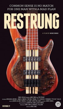 Restrung by Mike Enns