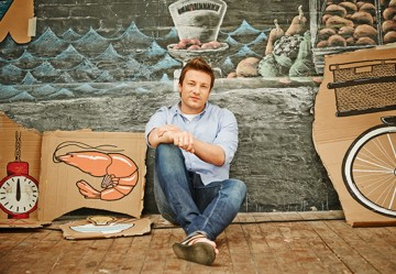 Photo courtesy of Jamie Oliver