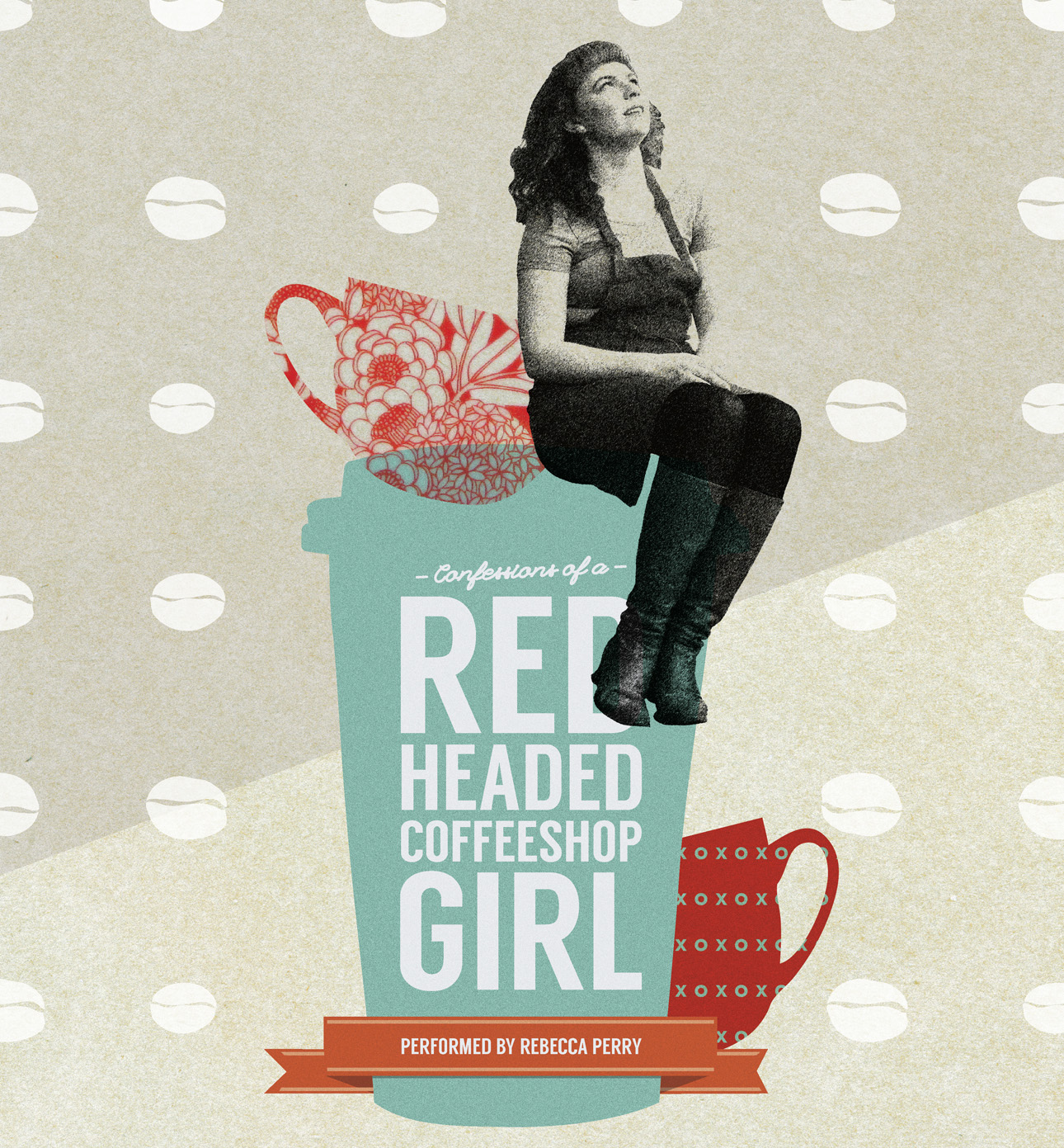 Theatre Review: Confessions Of A Redheaded Coffee Shop Girl