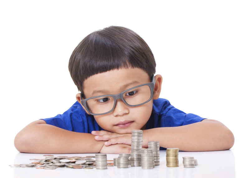 Paying The Piper: Kids And Allowance