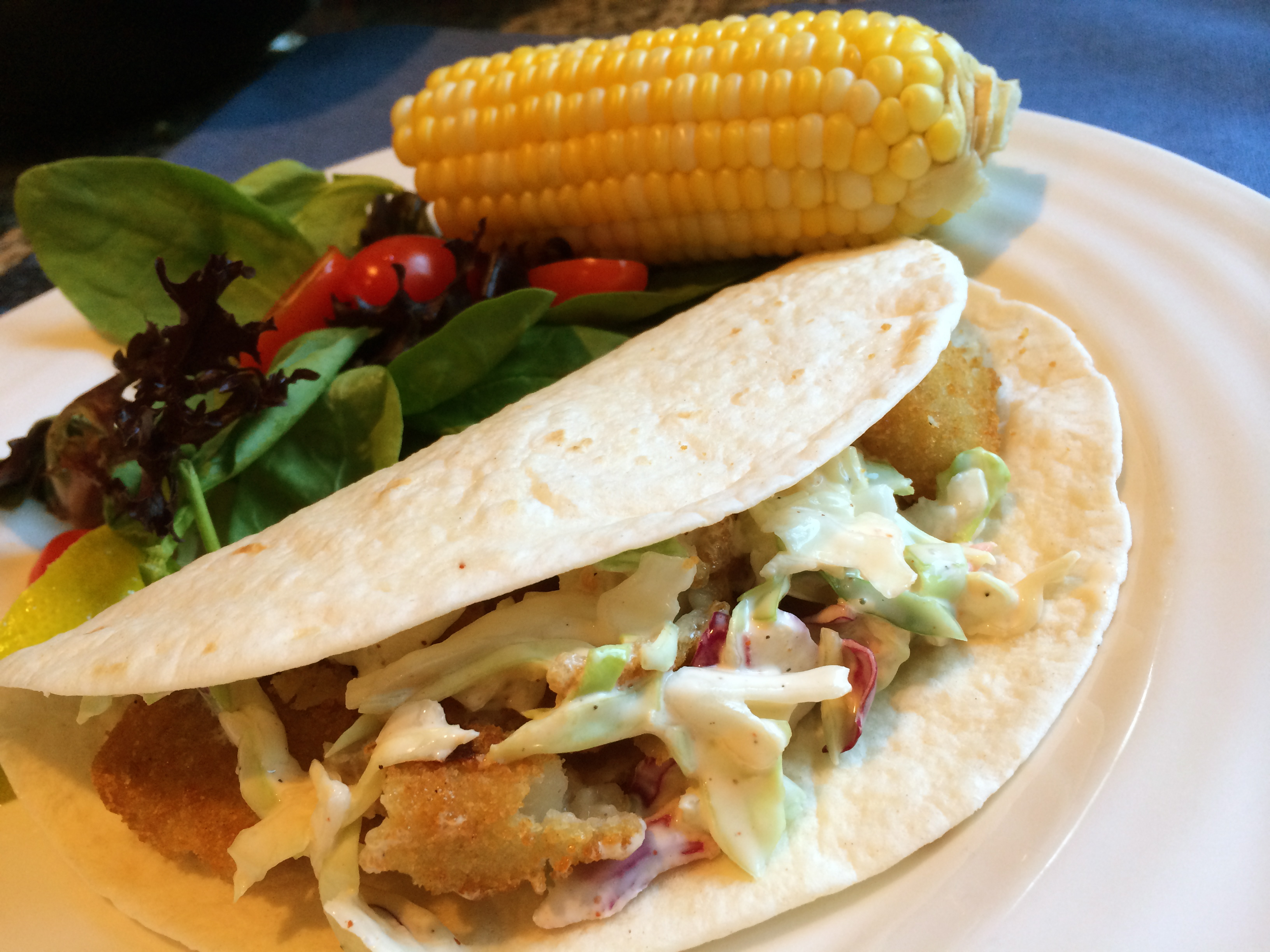 Celebrate Cinco De Mayo With These Crispy Fish Tacos