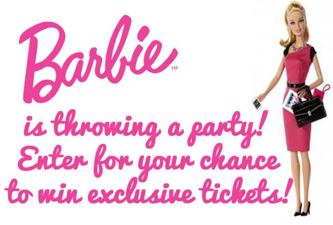 barbie contest