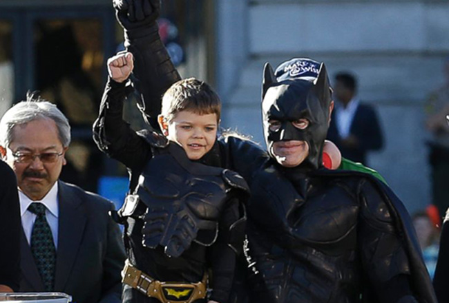 Get The Tissues Ready: Batkid Documentary Trailer Released