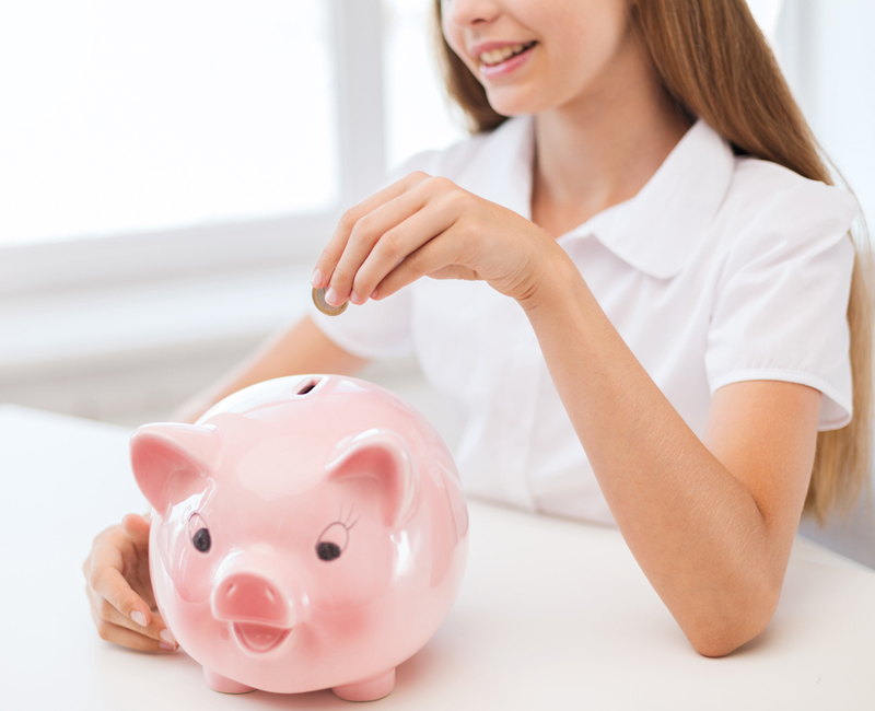 Kids And Money: The REAL $50,000 Question
