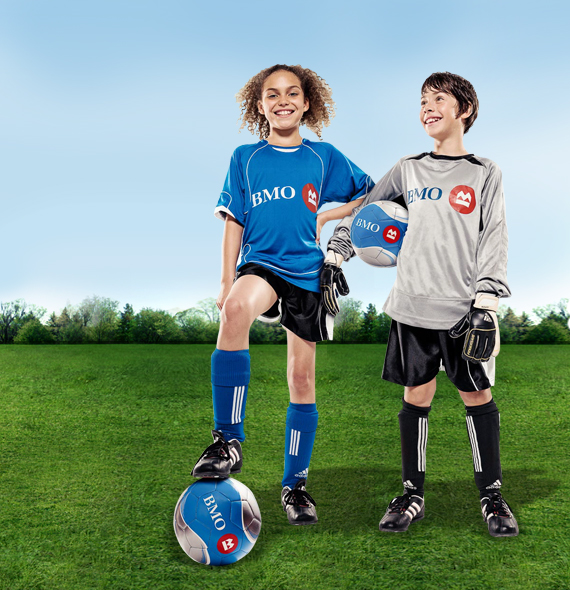 Get Your Cheer On With BMO Soccer This Summer