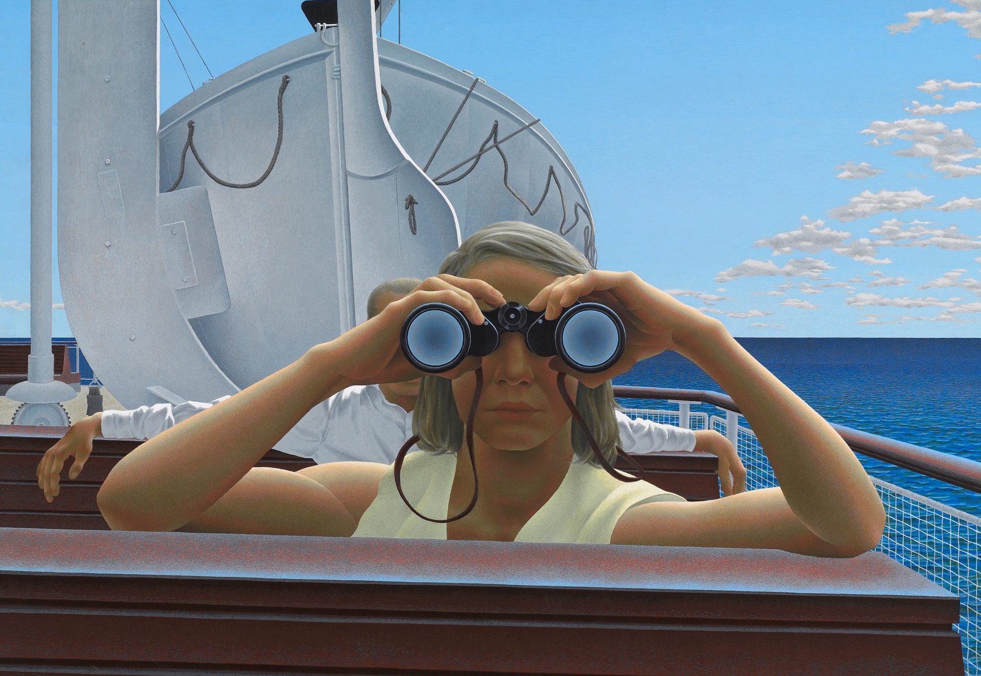 Artist Alex Colville Exhibition Unveiled At The AGO