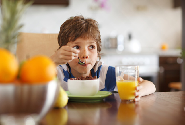 The Importance Of Eating Breakfast Before School