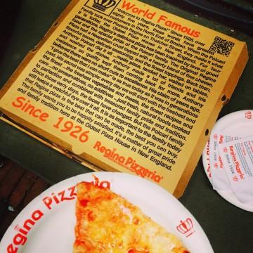 Boston Pizza Tour
