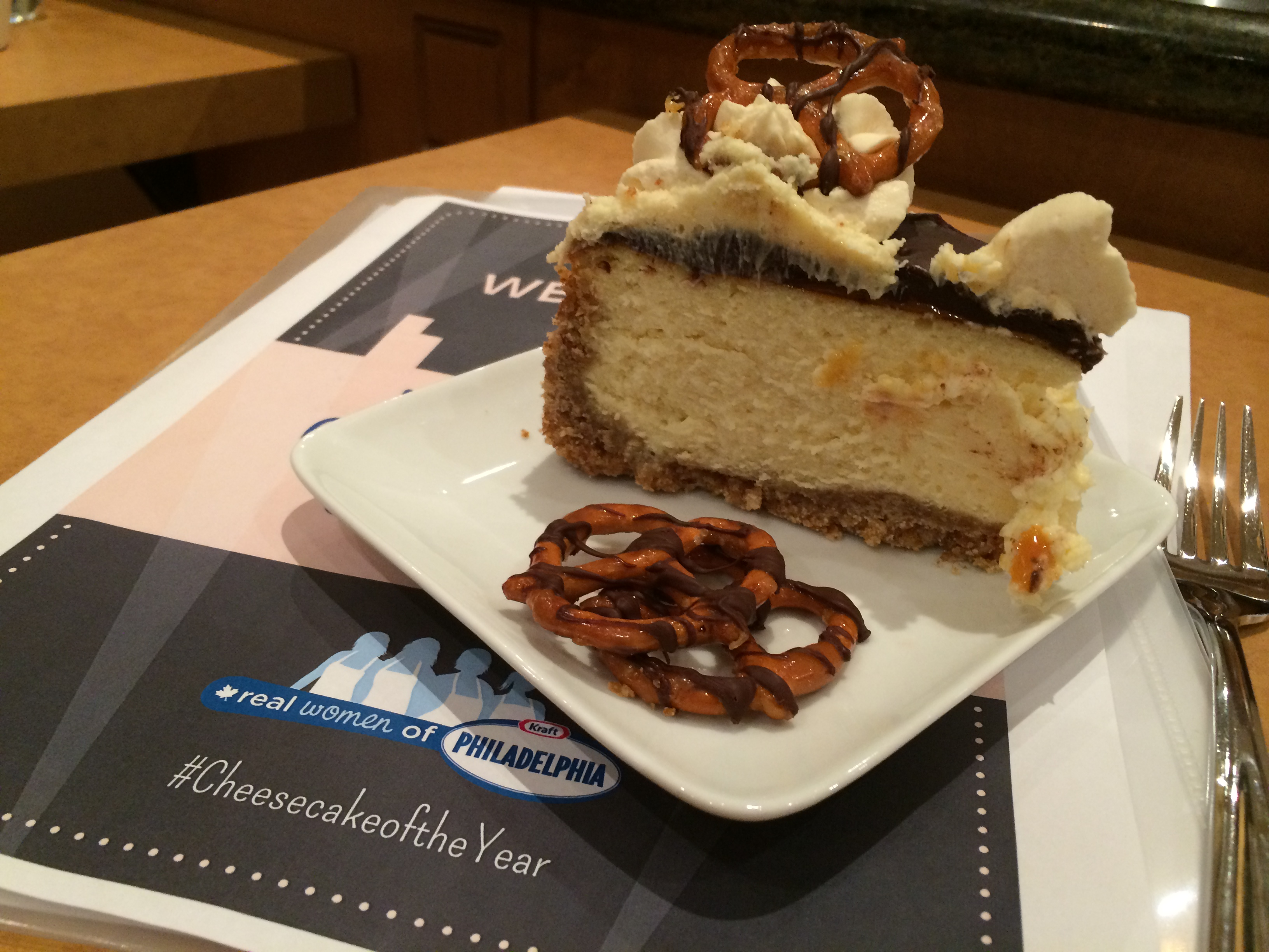 Who Won The Cheesecake Of The Year?