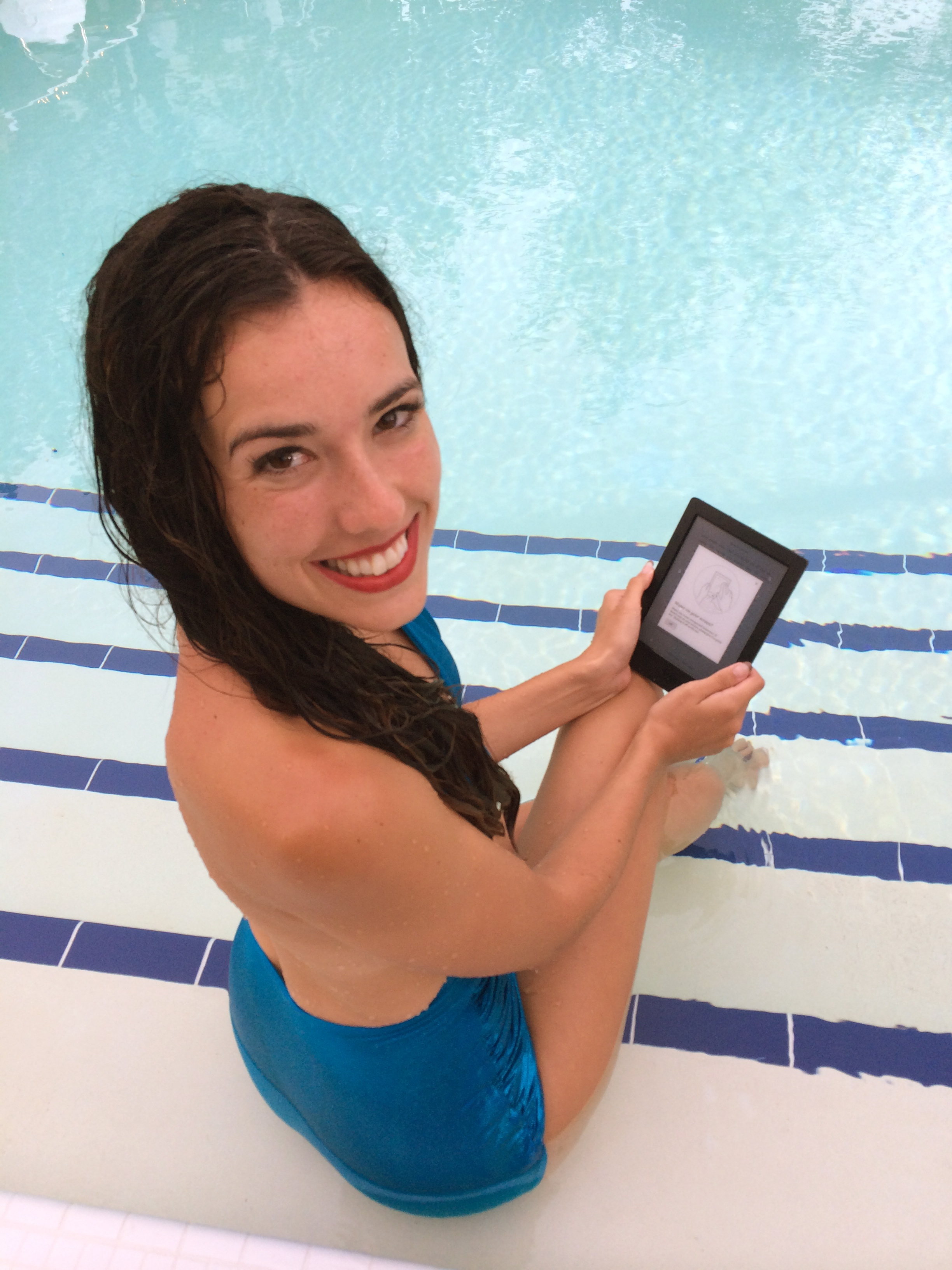 Making A Splash With The KOBO Aura H2O
