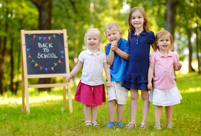7 Ways To Get Your Kids Excited For The 1st Day Of School