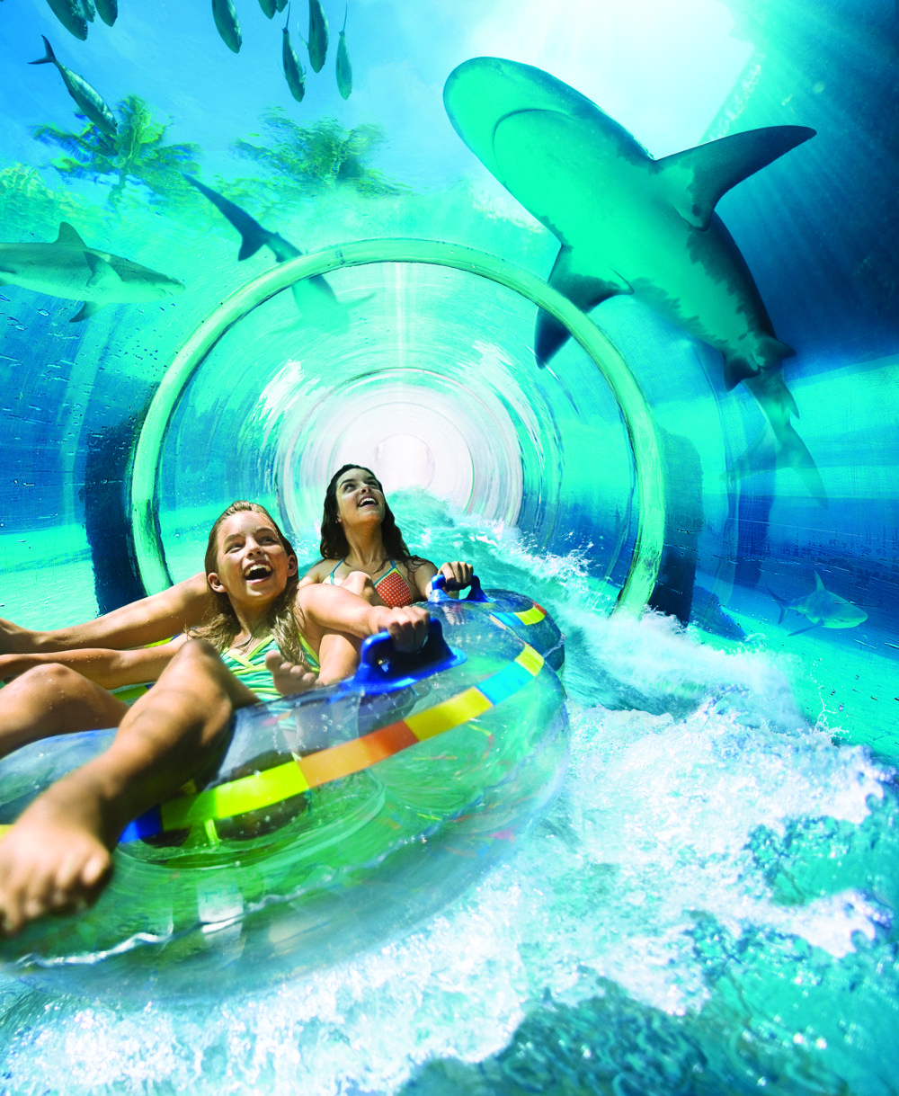 Atlantis, Paradise Island - Serpent Slide (1)