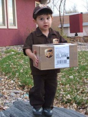 UPS Guy