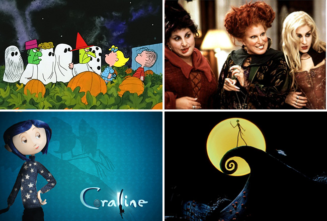 classic halloween movies to watch with your kids