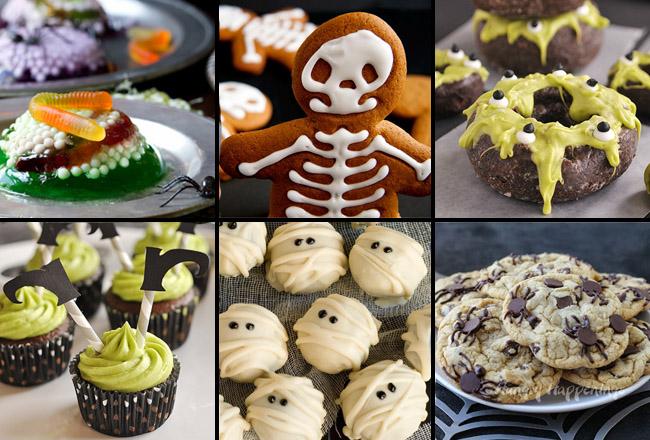 10 Spooky Halloween Desserts