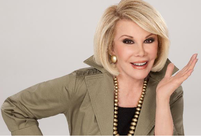 Joan Rivers Dies At 81