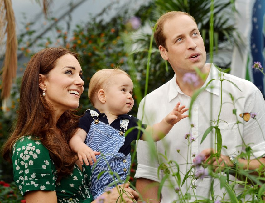 Duchess Kate And Prince William Expecting Baby #2