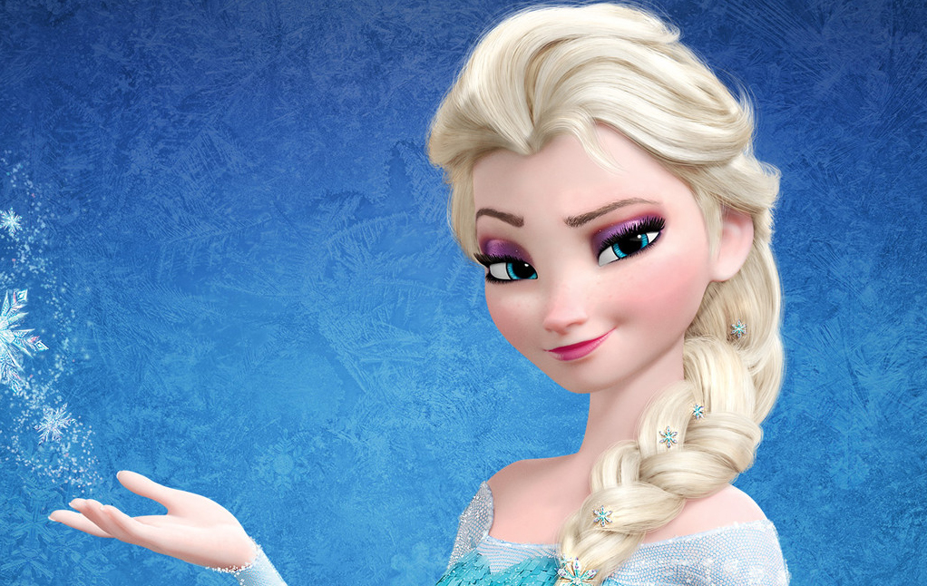 Brides Can Look Like Frozen's Elsa With New Disney Bridal Collection