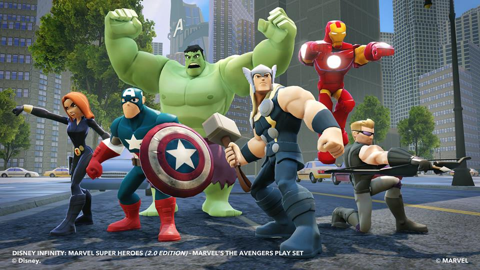 Disney Infinity 2.0 Game Review & A Giveaway!