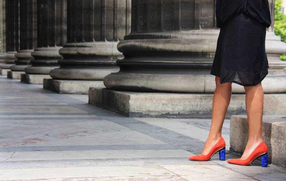 Shoe Addicts Say Hello To Tanya Heath