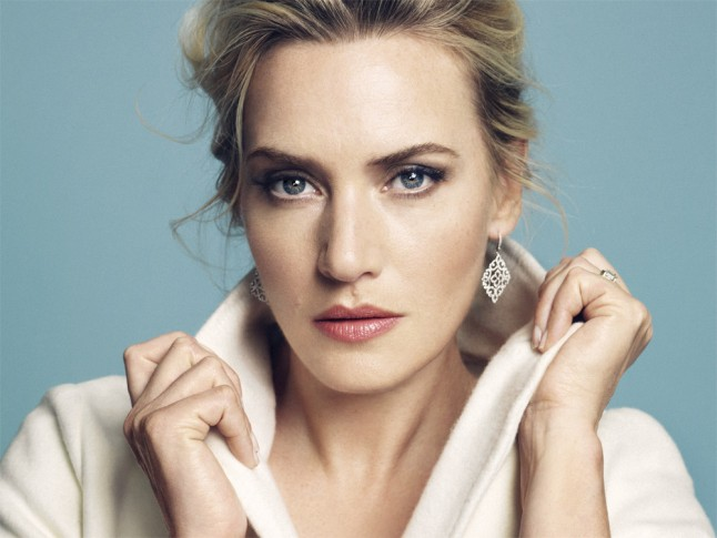 "Kate Winslet Criticizes Hollywood Moms Who Say Motherhood Is ""Difficult"""