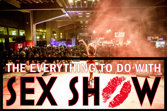 Why You Should Head To The Everything To Do With Sex Show