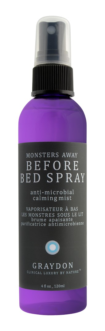 Review: Monsters Away Before Bed Spray