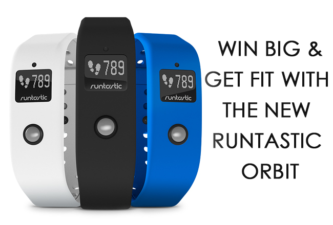 Enter For A Chance To Win A Runtastic Orbit!