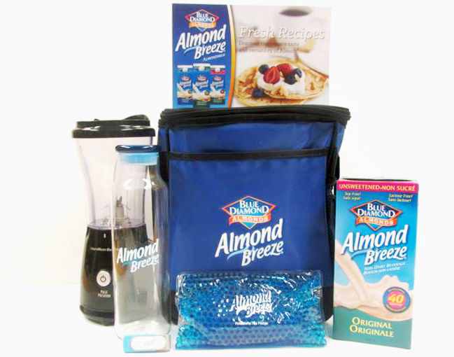 Enter For Your Chance To Win 1 Of 5 Almond Breeze Prize Packs