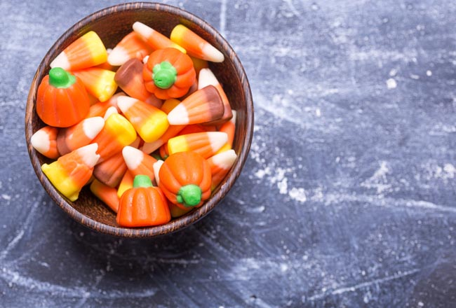 Hauntingly Delicious Recipes For Leftover Halloween Candy