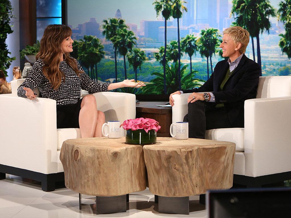 Jennifer Garner Has A Baby Bump & She's Proud Of It